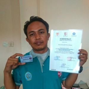 """Pelatihan Pelatih Renang Kategori """"C"""" Tingkat Provinsi Banten"""