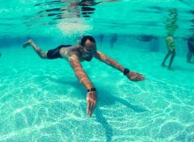 Swim PRIDES || Cuma Main Air