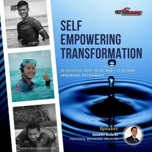 Self-Empowering Transformation  (SelfTalk)