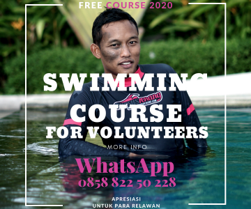 Swimming Course For Volunteer